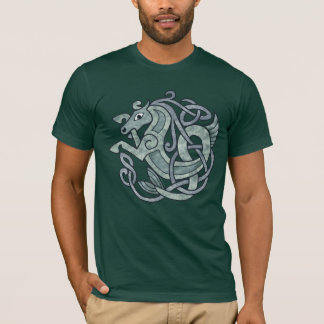 Celtic häst tee shirts