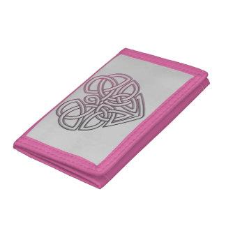 Celtic hjärtaplånbok