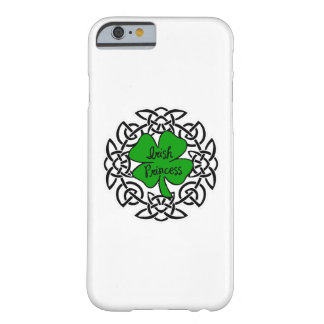 Celtic irländsk Princess Barely There iPhone 6 Fodral