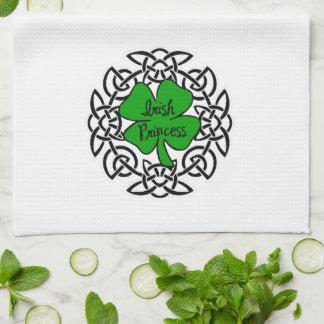 Celtic irländsk Princess Kökshandduk