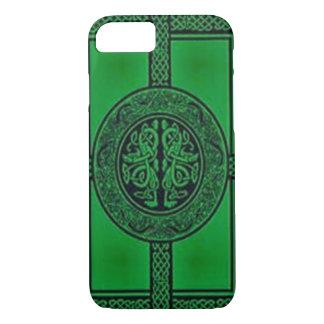 Celtic jord förseglar fodral för iPhone 7