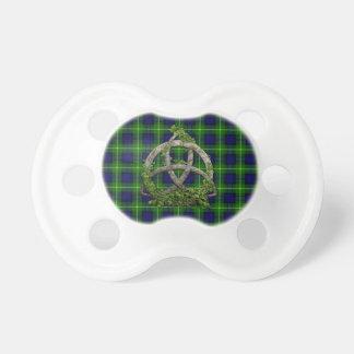 Celtic Trinityfnurra och klanGordon Tartan Napp