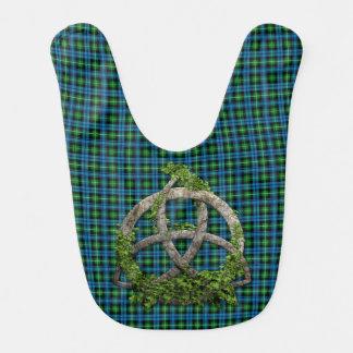 Celtic Trinityfnurra och klanLamont Tartan Hakklapp