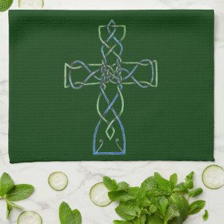 CelticKnotwork kor, handduk, kökshandduk