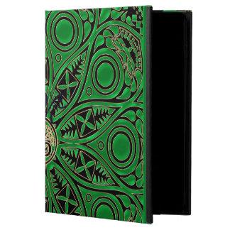 CelticTriskele för irländare grön Mandala Powis iPad Air 2 Skal
