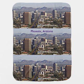 Centra beskådar av Phoenix, Arizona