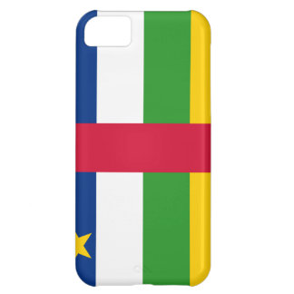 Central African Republic iPhone 5C Fodral