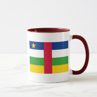 Central African Republic Mugg