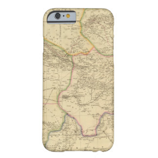 Central Asien 2 Barely There iPhone 6 Skal