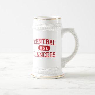 Central - Lancers - kick - Philadelphia Sejdel