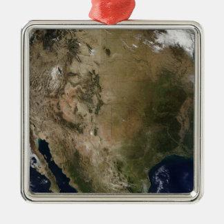 Central och westerna United States Julgransprydnad Metall