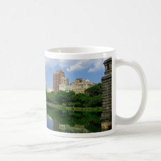 Central Park behållare Kaffemugg