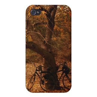 Central Park höst - New York City iPhone 4 Fodraler
