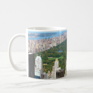 Central Park - New York, kaffemugg