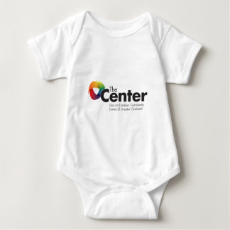 Centrera logotypen t-shirt