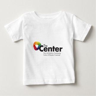 Centrera logotypen t shirts
