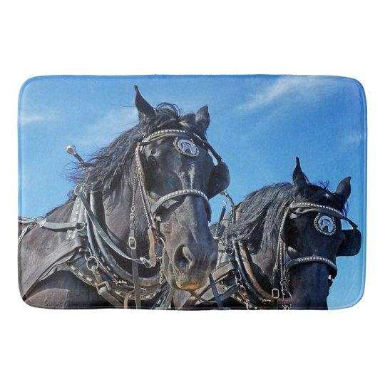 Ceremoniös hästBathmat Badrumsmatta