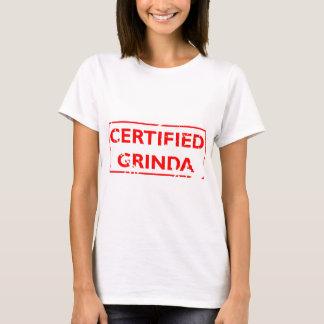 CERTIFIED-2 TEE SHIRT