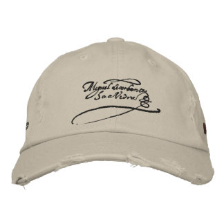 CERVANTES HÄFTELepanto veteran Hatt