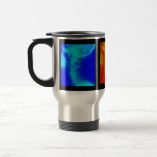 Cervical röntga Chiropractic reser kaffekoppen Resemugg
