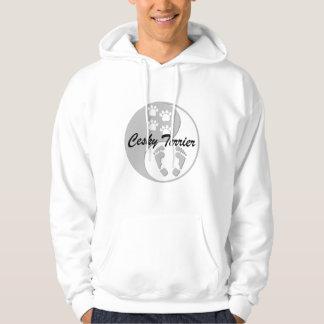 Cesky Terrier Sweatshirt Med Luva