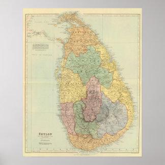 Ceylon 2 poster