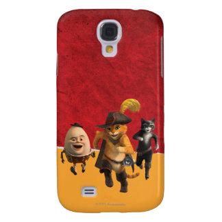 Cg-kissekattHumpty kattunge Galaxy S4 Fodral