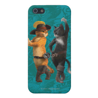 Cg-kissekattkattunge iPhone 5 Skydd