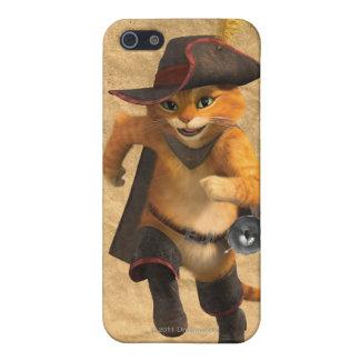 Cg-kissekattspringor iPhone 5 Hud