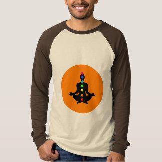 Chakra konst - långärmadYogaskjorta T Shirts