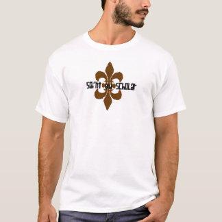 chalked fluer tee shirt
