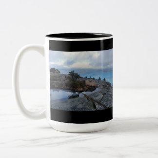 Champlain bergmugg - 1 Två-Tonad mugg