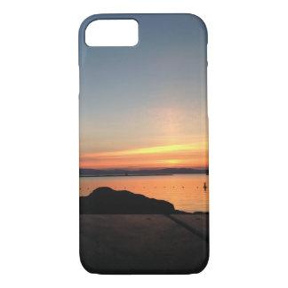 Champlain solnedgång
