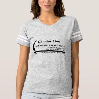 Charely Davidson kapitel ett T-shirt