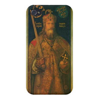 Charlemagne vid den Dürer iphone case iPhone 4 Skydd