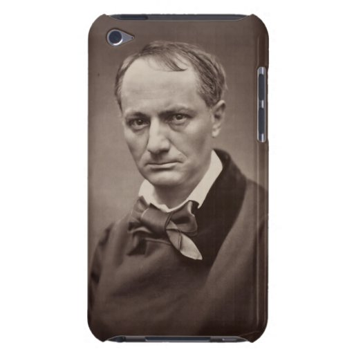 Charles Baudelaire av Étienne Carjat Case-Mate iPod Touch Fodral
