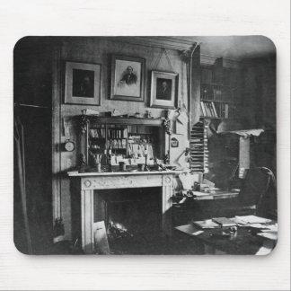 Charles Darwin studie på Down huset Musmatta