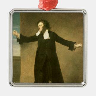 Charles som Shylock i 'köpmannen av Venice Julgransprydnad Metall