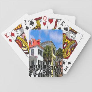 Charleston Spel Kort