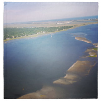 Charleston Waterways via avbrytaren Tygservett