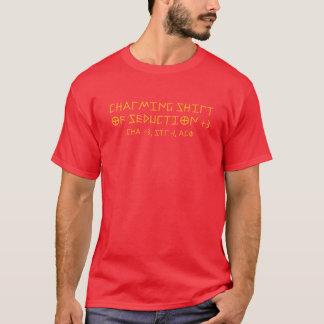 Charmig skjorta av förförelse +3 tee