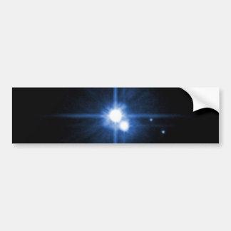 Charon för planetPluto måne NASA Bildekal