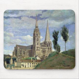 Chartres domkyrka, 1830 musmatta