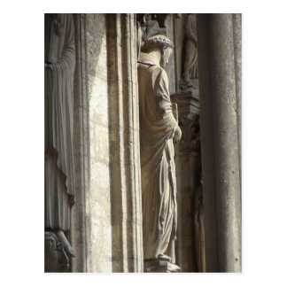 Chartres domkyrka vykort