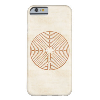 Chartres labyrint barely there iPhone 6 skal