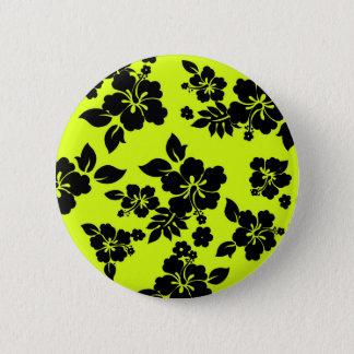 Chartreuse mörk hawaiibo standard knapp rund 5.7 cm
