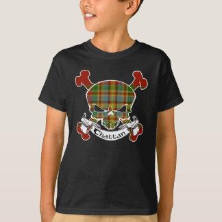 Chattan Tartanskalle T Shirt