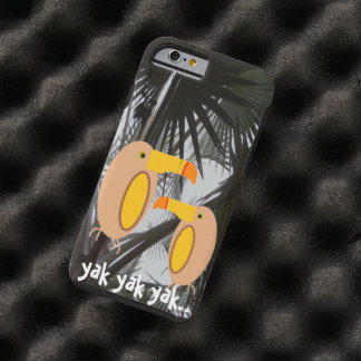 Chatty Toucans Tough iPhone 6 Case