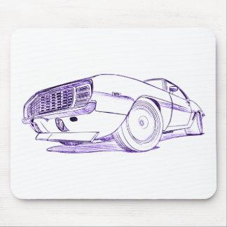 Che Camaro 1969 Musmatta