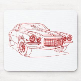 Che Camaro 1970 Z28 Musmatta
